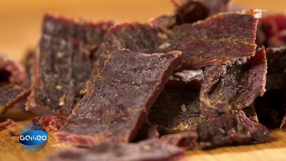 Würziger Gaumenschmaus: Beef Jerky