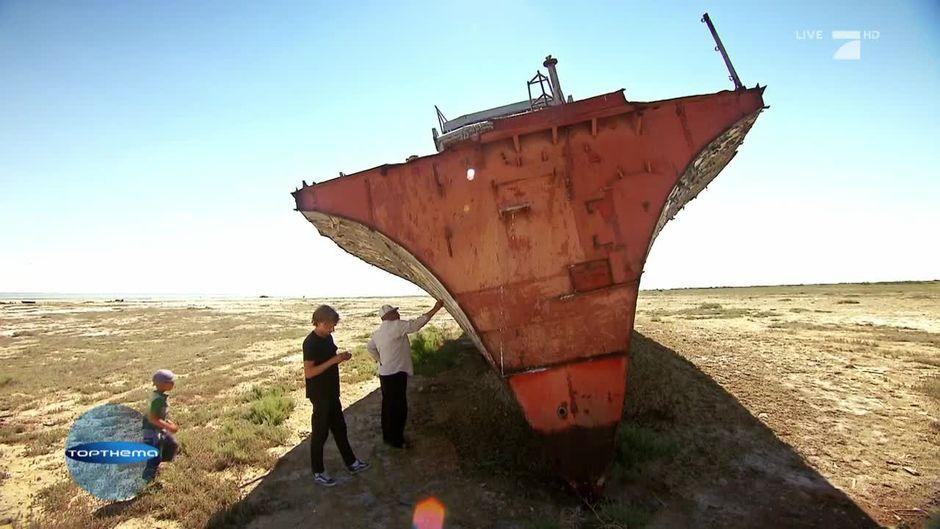 Kann der Aralsee gerettet werden?