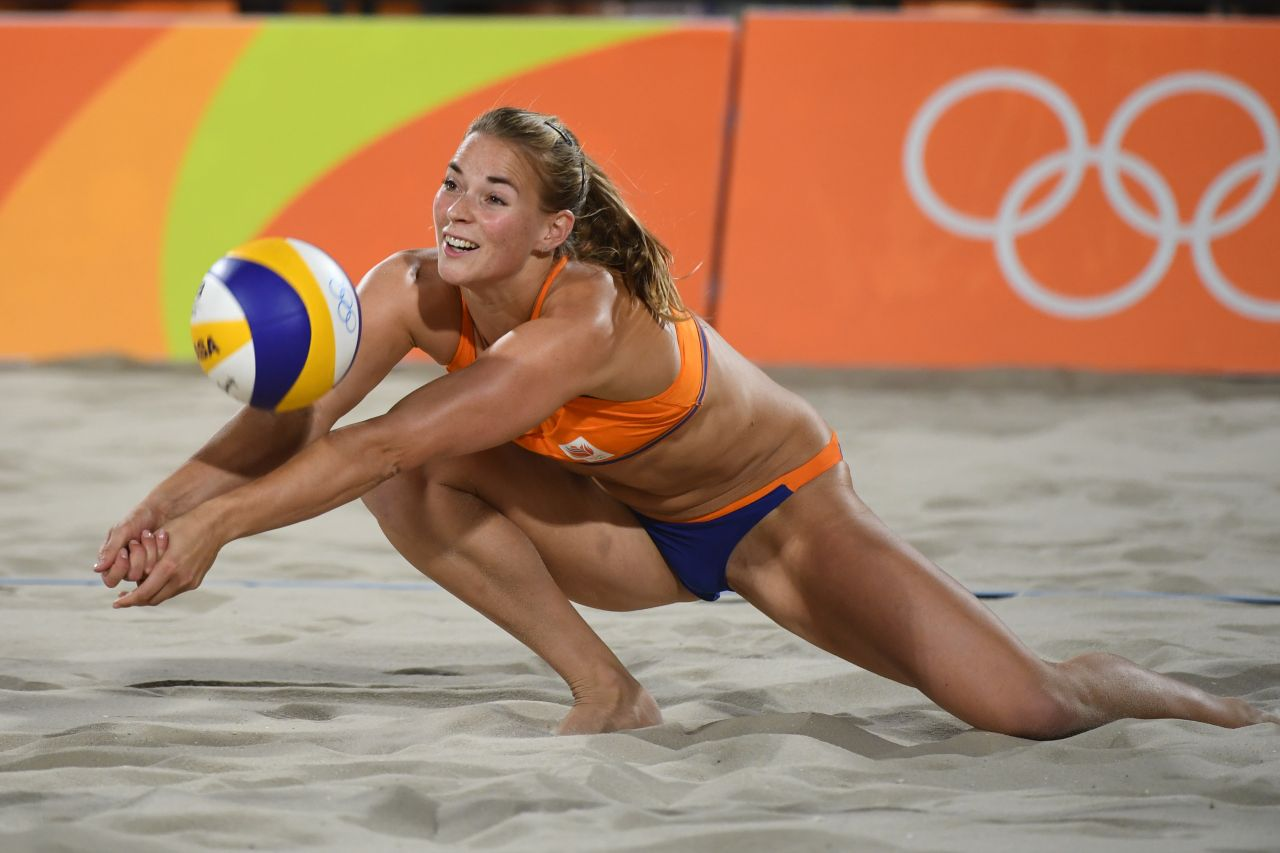 Beach Volleyball Frauen