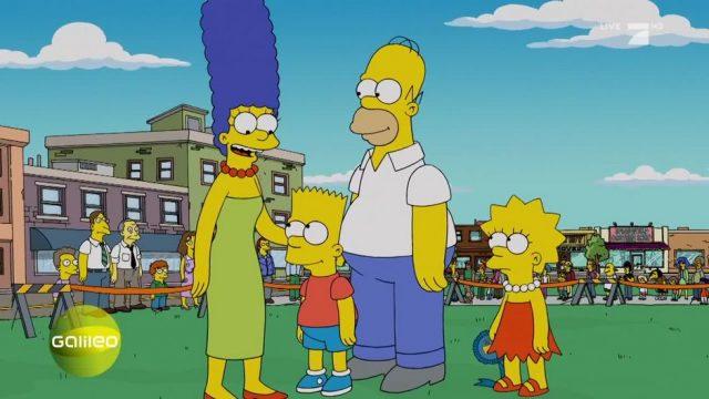 """Kuriose Fakten rund um die Kultserie """"Die Simpsons"""""""