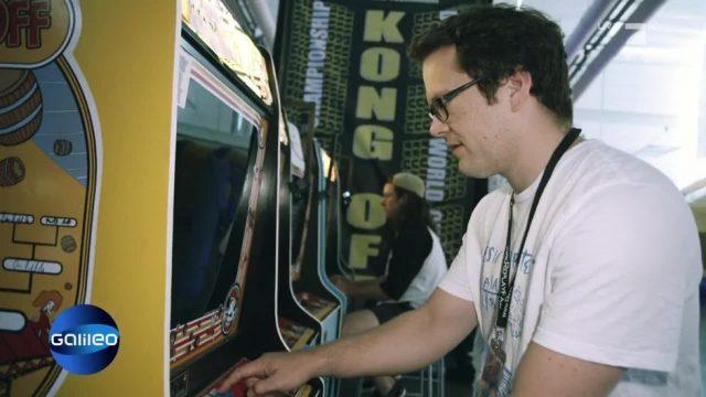 Spiele-Klassiker: Nerds im Donkey Kong-Fieber
