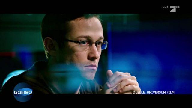 Galileo auf der Suche nach Edward Snowden