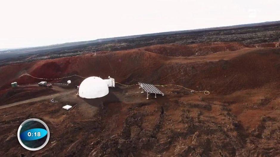 Mars Besiedlung