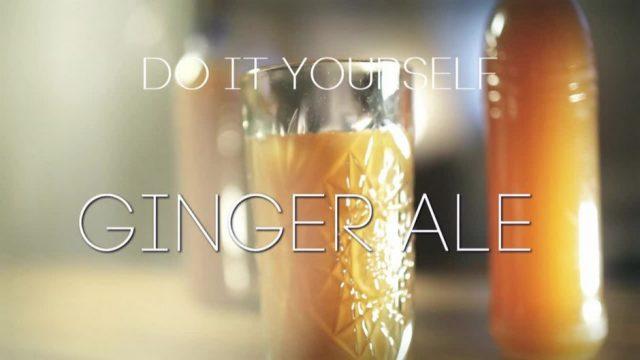 Bonusvideo: DIY Ginger Ale