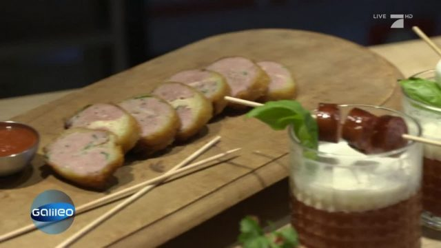 Foodtrend: Currywurst Mash Ups und Toppings