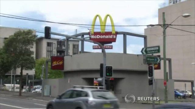 Ist das noch McDonald's? Fast-Food-Kette präsentiert Filiale der Zukunft