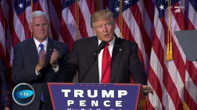 Donald Trump: Was darf er ab jetzt?