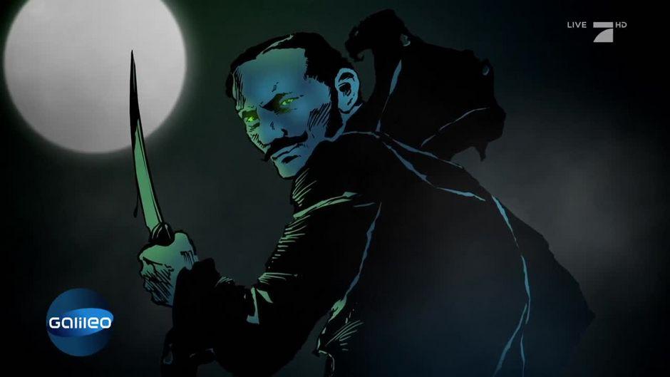 Superschurken der Weltgeschichte: Jack the Ripper