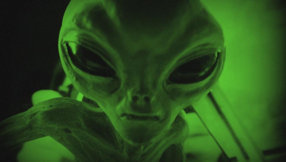 Das Internet hat dabei geholfen, ein Alien-Rätsel zu lösen