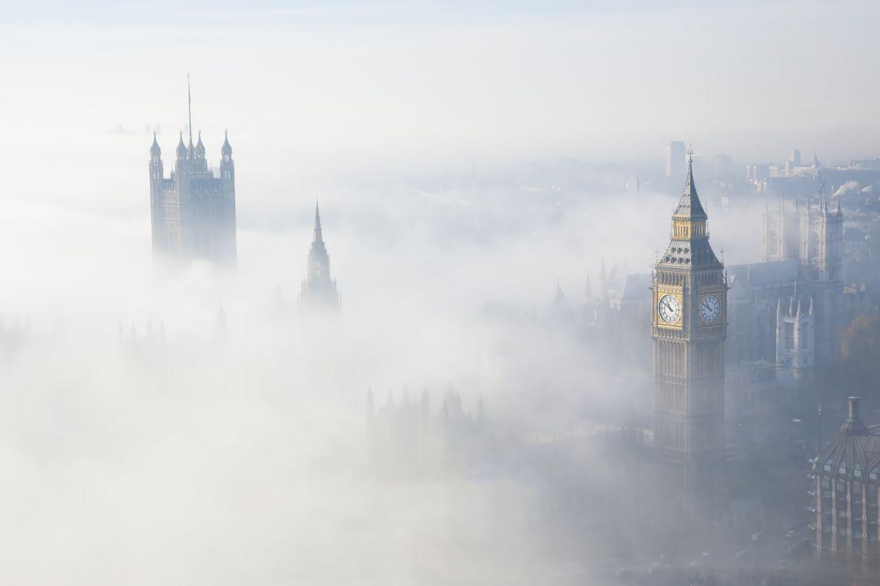 London Nebel