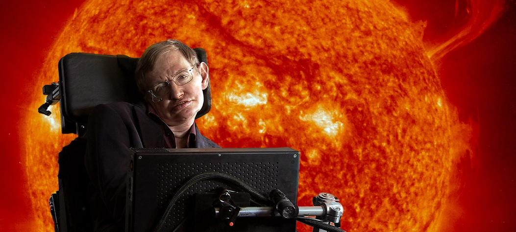 Kosmologe Stephen Hawking