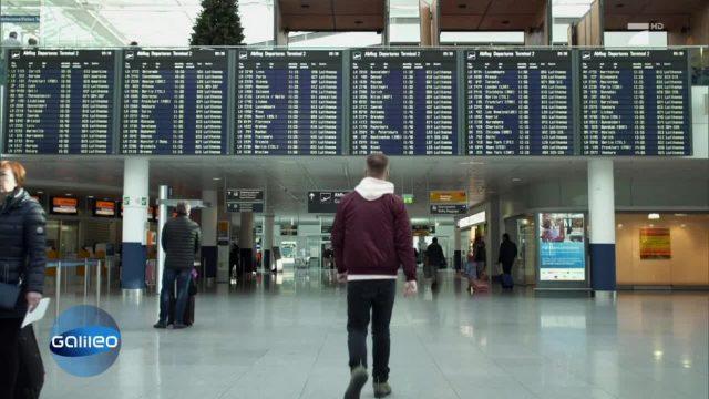 10 wissenswerte Fakten über Flughäfen