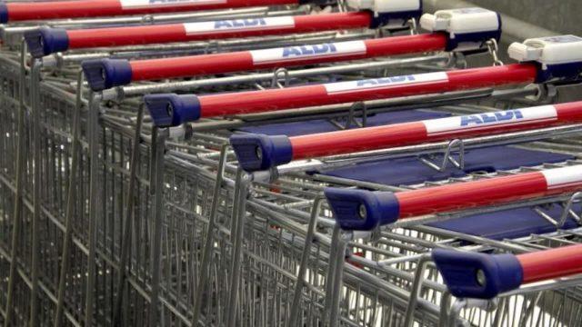Aldi-Einkaufswagen sind verkeimter als Klo-Brillen - doch es gibt eine Lösung
