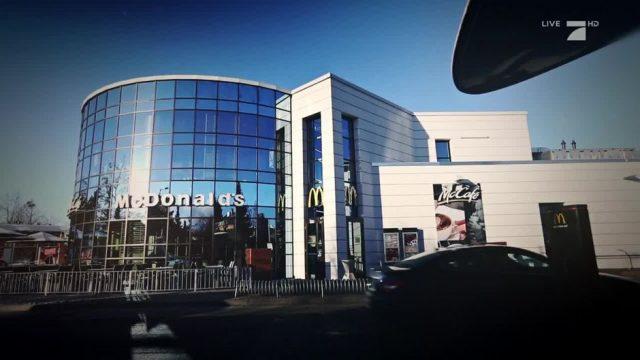 Auf der Suche nach den ausgefallensten Gerichten und Filialen von McDonalds