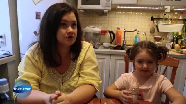 Die 4-jährige Bella - das Sprachgenie