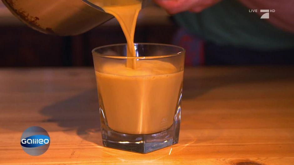 Goldene Milch Galileo
