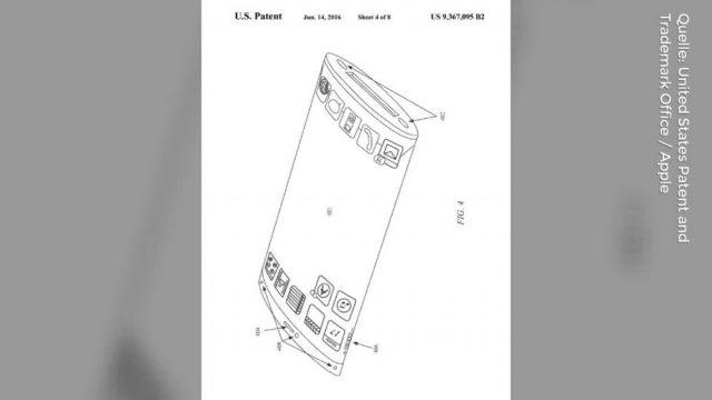 Apple-Leak aufgetaucht: Kommt jetzt das iPhone mit Rundum-Display?