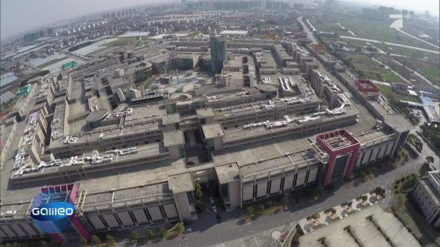 Chinas Pentagon: Was steckt hinter dem Gebäude?