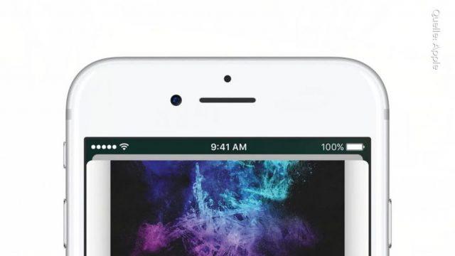 Deswegen steht die Uhrzeit auf offiziellen iPhone-Fotos immer auf 9:41h