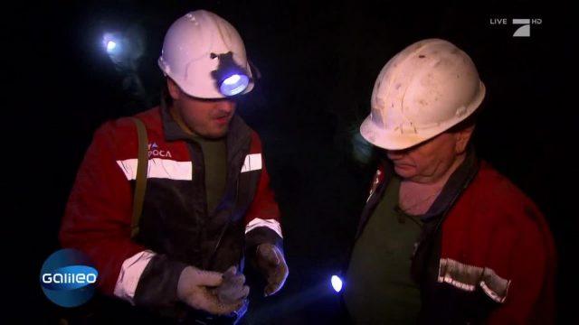 Die größte Diamantenmine der Welt