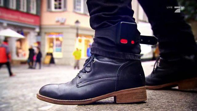 Könnte die Fußfessel mögliche Terrorakte verhindern?