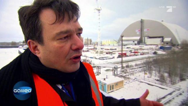 Tschernobyl: Das befindet sich unter dem gigantischen Schutzmantel