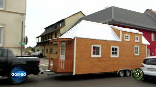 Wohntrend: Dieses Haus ist mobil und kostet nur 35.000 Euro