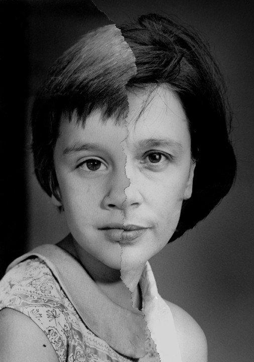 Gruselig Und Faszinierend So Verändert Das Alter Unser Gesicht