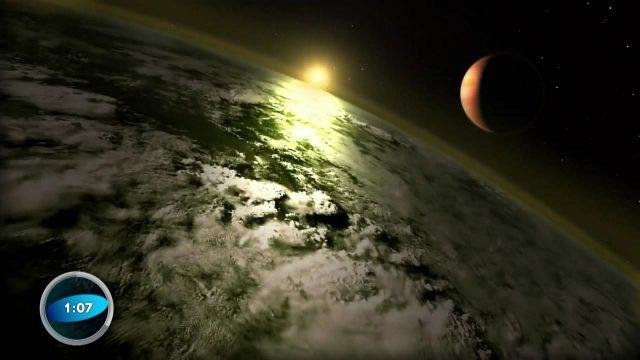NASA: Sieben erdähnliche Planeten entdeckt