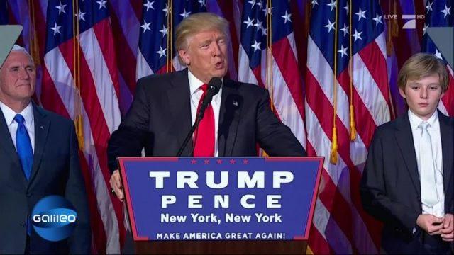 9 Geheimnisse über Donald Trump