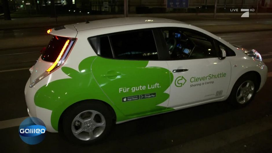 Clever Shuttle: Die Alternative zum Taxi
