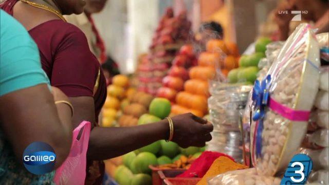 Das ist der größte Obst- und Gemüsemarkt der Welt
