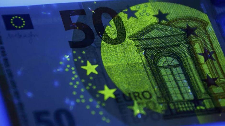 Ab April 2017 Gibt Es Neue 50 Euro Scheine   Und So Sehen .