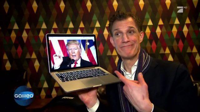 Greg Shapiro: Der Trump-Imitator