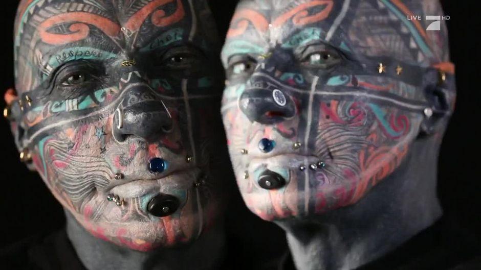 Krasse Verwandlung Vom Spie 223 Er Zum Tattoo Model