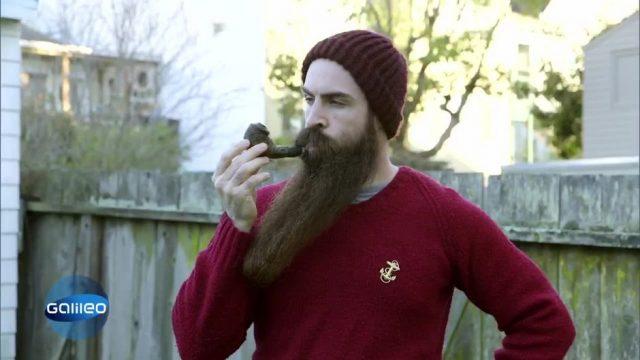 Mr. Incredibeard und seine abgefahrenen Bart-Designs
