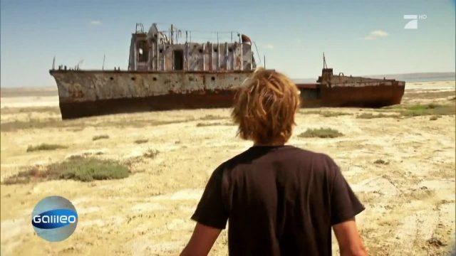 Rettung des Aralsees: Wird es bald wieder Wasser geben?