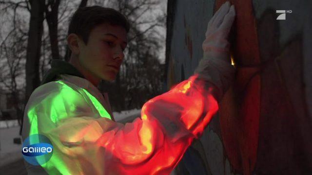 Smart Clothes: So kommt das Licht in die Leuchtkleidung