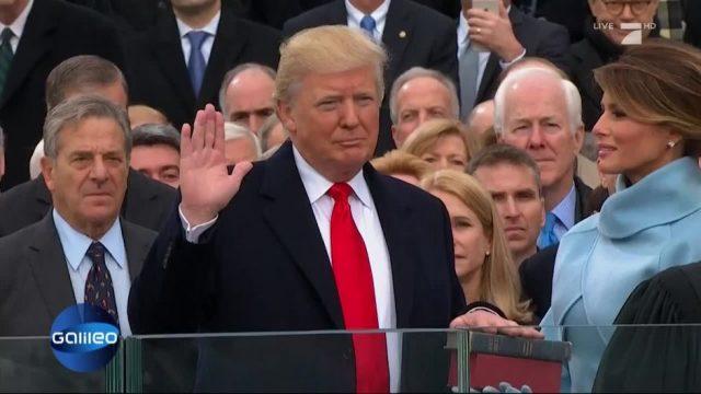 Trumps geklaute Antrittsrede