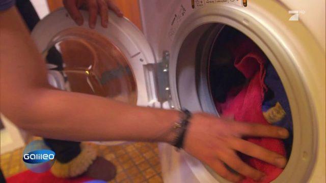 Ab wann wird dreckige Wäsche gefährlich?