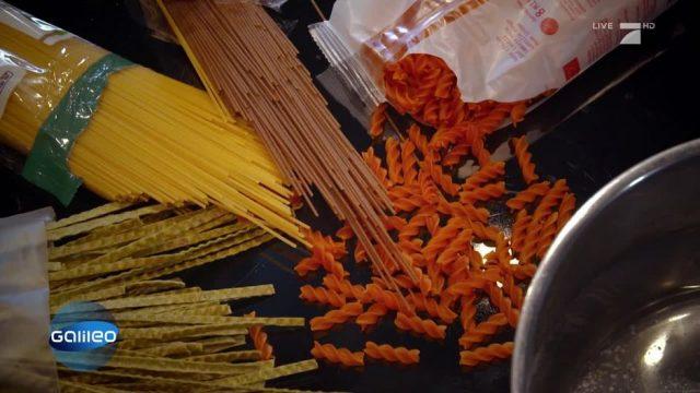 Das ist die wohl gesündeste Pasta der Welt