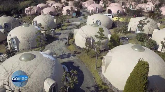Diese Styoporhäuser trotzen sogar Erdbeben