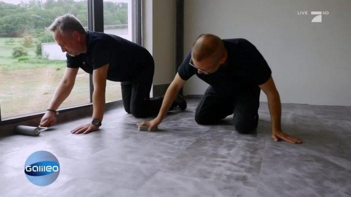 Fußboden Aus Leder ~ Fußboden galileo tv das online wissensmagazin