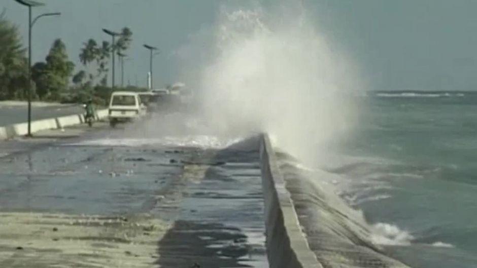 Massen-Evakuierung: Dieser Staat versinkt im Meer