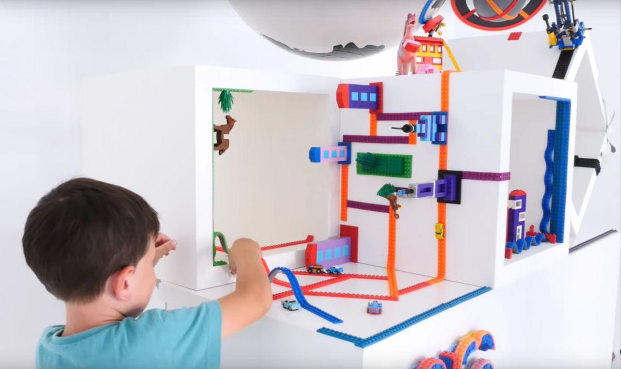 mit diesem genialen lego-band kannst du überall bauen