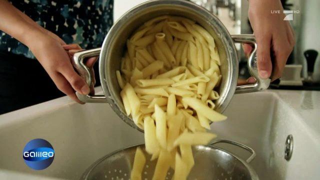 Der Geheimtipp für perfekte Pasta