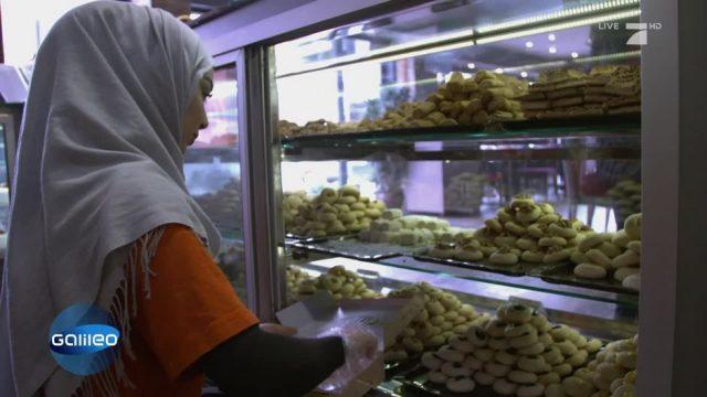 Die größte türkische Bäckerei in Deutschland