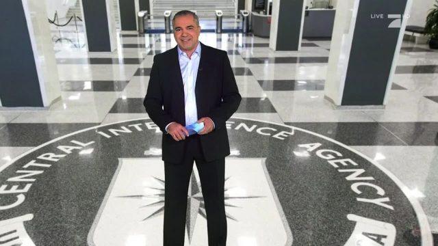 Montag: CIA - der mächtigste Geheimdienst der Welt