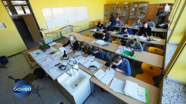 Ausschlafen trotz Schule: Das Gleitzeit-Gymnasium macht's möglich