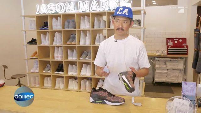 Der Sneaker-Cleaner von L.A.